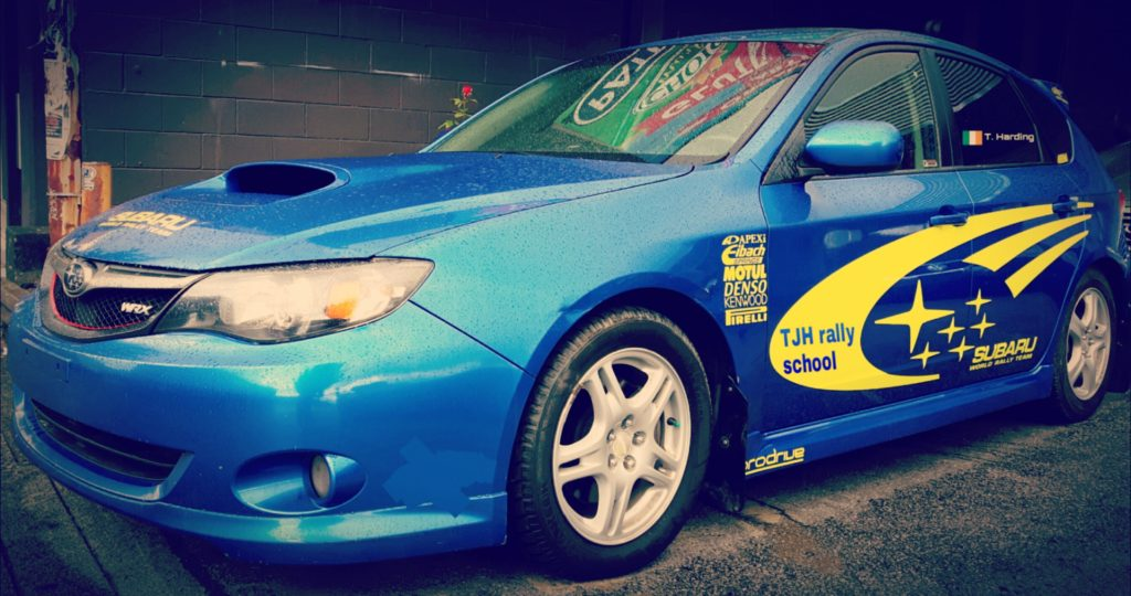 Subaru Rally Rental